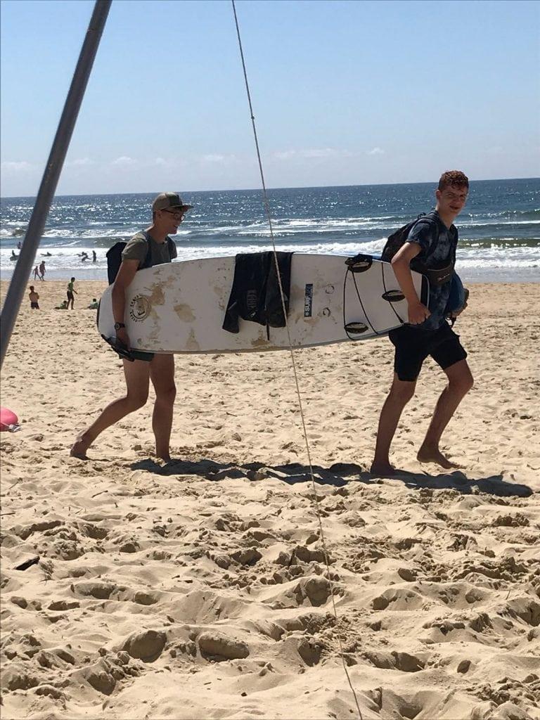 Surfcamp V4 Frankrijk juli 2018 ma (6)