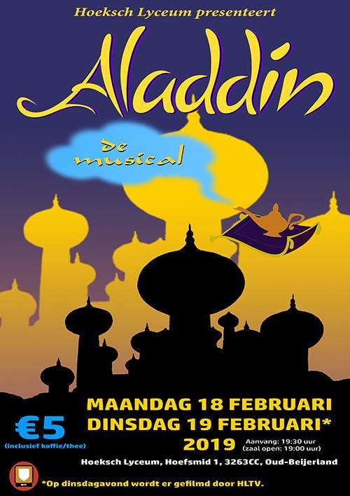 flyer Aladdin
