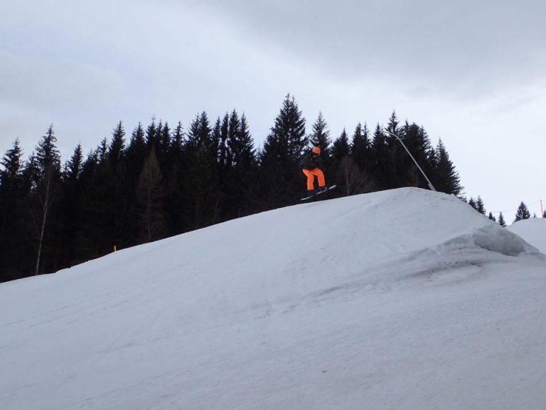 Hoeksch Lyceum in de sneeuw 2019 (3)