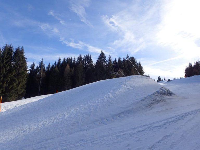 Hoeksch Lyceum in de sneeuw 2019 (9)